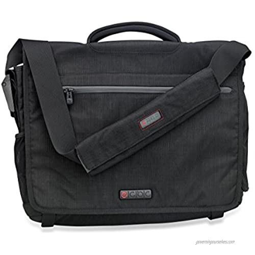 ECBC 18.5 Inch Zeus Messenger Bag Lightweight Business & Travel Messenger Bag