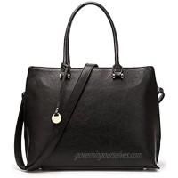 Kinmac Laptop Tote Women Top Handle Handbags Laptop Shoulder Bag for 11 inch to 13.5 inch laptop (NB-001)