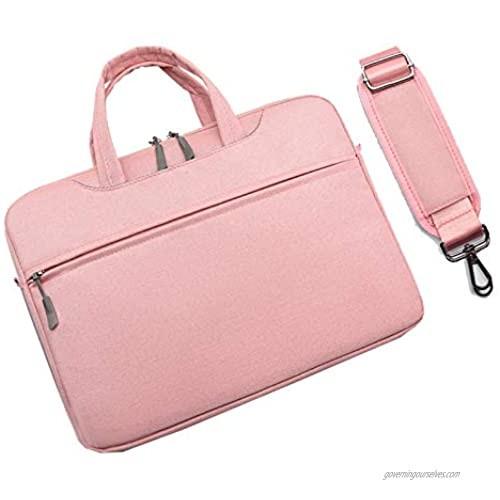 Laptop Shoulder Bag Sleeve Case for 13 Inch Lightweight Briefcase Computer Bag