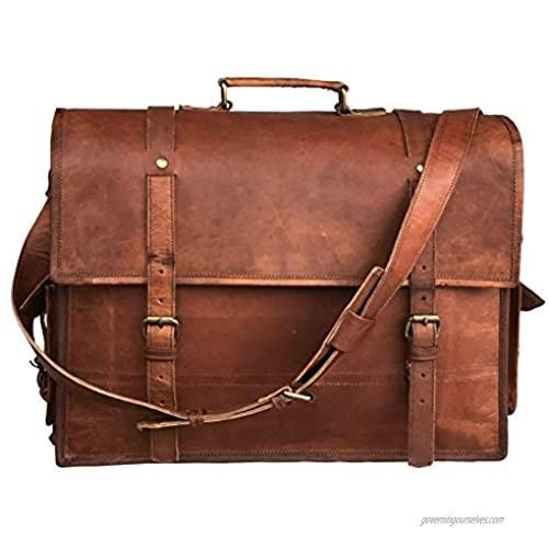 Leather Messenger Bag| Leather Briefcase Bag| Leather Satchel Bag| Leather Crossbody Bag| Leather Computer Bag| Messenger Bag for Men| Briefcase Bag for Men| Travel Bag (Brown 2)